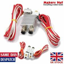 Double Head Extruder Assembled Multi Dual Header Drive Extruder
