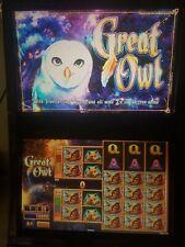 WMS GREAT OWL BB1.5 BB2 DONGLE SLOT MACHINE SOFTWARE WILLIAMS BLUEBIRD 2