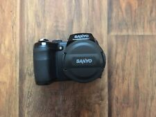 Sanyo VPC E2100 14.0MP Digital Camera - Black