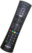 Genuine Humax RM-H06S PVR Remote For HDR-1800T Freeview+ HD Recorder