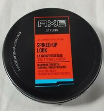 AXE Styling Adrenaline SPIKED-UP LOOK Extreme Hold Glue~Maximum Strength~2.64 oz