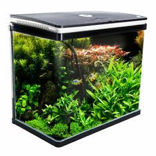 Dynamic Power 52L Aquarium Curved Glass LED Fish Tank