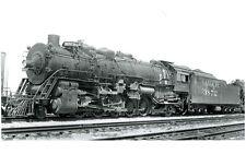 KK263 RP 1953/70s? AT&SF SANTA FE RAILROAD LOCO #3872 BELEN NM