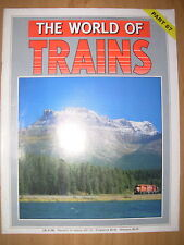 THE WORLD OF TRAINS MAGAZINE PART 67 GREAT WESTERN RAILWAY 78XX CLASS 4-6-0