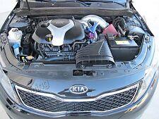 "CXRacing 3.5"" Turbo Intake Pipe + Filter Kit For 10+ Kia Optima 2.0T Black Hose"
