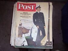 SATURDAY POST   Falter, John New Naval Officer   JULY 10 1943