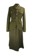 Women's British Army Uniform - Military - No2 Dress  - Vintage - UK 10-12