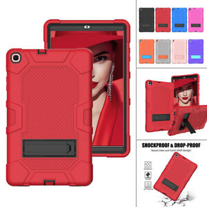 """For Samsung Galaxy Tab A 8"""" 8.4"""" 10.1"""" Tablet Heavy Duty Stand Rugged Case Cover"""