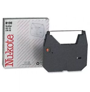 Nu-kote Model B199 Correctable Film Typewriter Ribbon (Discontinued by