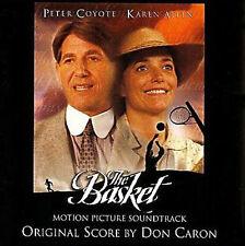 The BASKET - Motion Picture Soundtrack CD - Original Score By Don Caron