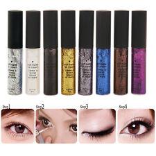Briller Fard à Paupières Eye Paillettes Liquide Lip Eye-liner Ombre Maquillage