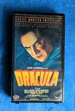 DRACULA VHS Tape 1931 Horror Vampire Universal Studios Bela Lugosi