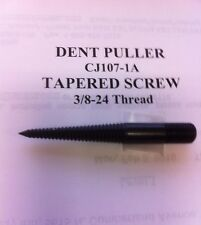 AUTO BODY DENT PULLER TOOL, TAPERED SCREW