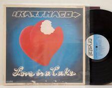 Karthago      Love is a cake           Krautrock           NM # V