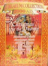 Jubilaeum Collection 2000 A.D.Christmas at Duomo NEW FREE SHIP DVD ITALY MUSIC