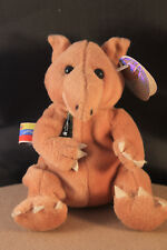 Coke International Bean Bag Plush Taps the Tapir Venezuela #0231 Euc