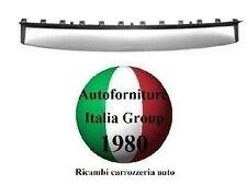 MODANATURA PARAURTI POSTERIORE CENTRALE CROMATA FIAT 500L 12> 2012> ORIGINALE