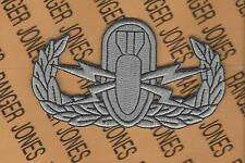 US Army EOD Explosive Ordnance Disposal Bomb crab jacket patch