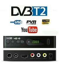 DVBT2 Decoder DVBT2 Receiver Streaming Media Player TV box Mytv