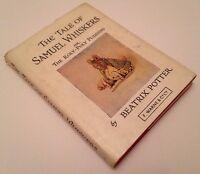 The Tale Of Samuel Whiskers - Beatrix Potter - c1960 - F. Warne & Co - Vintage