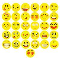 24x gomme per cancellare emoji gomme per cancellare smiley smile regalino ospiti