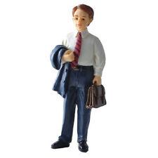 Resina POLIESTERE casa delle bambole figura il signor Sherwood