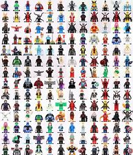 Marvel Superhero all Minifigures Collection Funny Toys Minifigure fit with Lego
