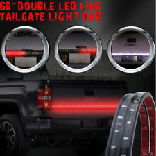 "60"" LED Strip Tailgate Bar Reverse Brake Signal Light For Ford F-150 F-250 F-350"