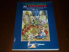 I MAESTRI ITALIANI DEL FUMETTO Ed. LITTLE NEMO 1998 - MAGAZZINO !!