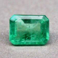 TOP EMERALD : 1,14 Ct Natürlicher Grüner Smaragd aus Brasilien