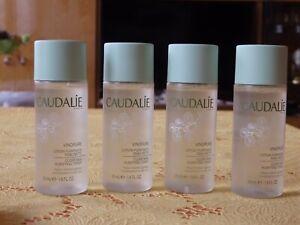 Caudalie  Vinopure Clear Skin Purifying Toner  4x 50ml NEU