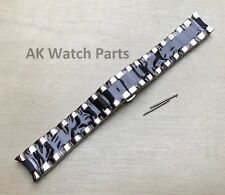 Spare Two-Colour Strap to fit Emporio Armani AR5952 Watch Bracelet/Band/Link