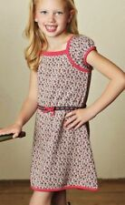 Matilda Jane Noelle Dress 10 Floral Knit Girls Friends Forever Nwt