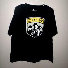 COLUMBUS CREW med T shirt Ohio soccer tee MLS logo Adidas Open Cup
