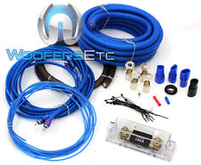 Ssk0 Stinger Select 0 Gauge Amp Kit Amplifier Install Power Ground Rca Wire Fuse
