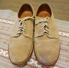 Walk-Over Men's Suede Brown Lace Up Casual Oxford Dress Shoes Sz 7 D