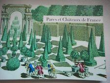 PARCS ET CHATEAUX DE FRANCE  - guide