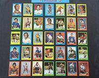 1973 Topps Set Break Hockey Cards #55-109 | BERNIE PARENT | BILL BARBER Rookie