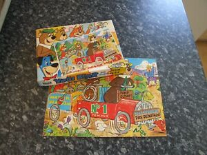YOGI BEAR AND FRIENDS - VINTAGE PUZZLE (80 PIECE)