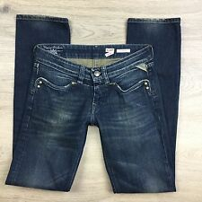 Replay Blue Jeans Debbye Slim Women's Jeans Size 26/32 Fit W29 L31 (O17)