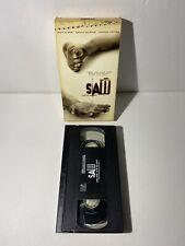 Saw VHS