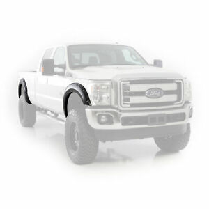 Smittybilt M1 FENDER FLARES BOLT ON Fits 2011-2018 Ford F-250 Super Duty 17392