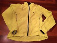 Pearl Izumi Womens Large Lightweight Cycling/running Jacket