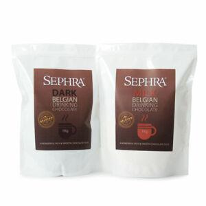 Sephra Luxury Belgian Hot Drinking Chocolate 1kg