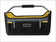 Stanley Open Tote Tool Bag with Rigid Base 20in