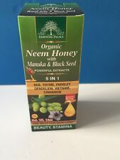 Organic Neem Honey With Manuka & Black Seed 5 In 1 BUY 2 GET THIRD 50% OFF