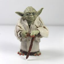 "1/6 Star Wars Master Yoda Jedi Knight statue cane action figure 5"" / 13cm"