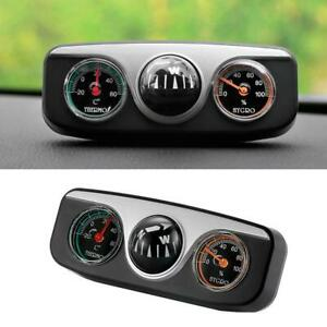 Digital Clock/Compass/Thermometer for Car Dash Mount Car Compass NEW HOT