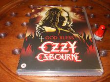 OZZY OSBOURNE GOD BLESS  Dvd  .... Nuovo