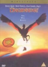 Dragonheart DVD (1999) Dennis Quaid, Cohen (DIR) cert PG FREE Shipping, Save £s